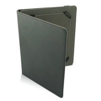 Multifunction A4 PU Leather Portfolio Case For iPad Tablet Universal Protective