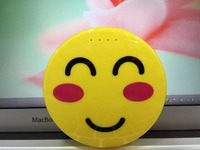 phone battery Charger mini emojo 2600mah Power Bank