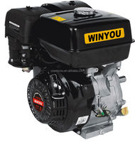 Largest single cylinder 17HP OHV air-cooled gasoline engine