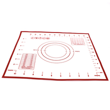 Silicone baking mat/pastry mat/cookie sheet Kitchen Tools Silicone Non Stick Fat Reducing Mat