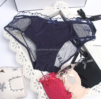 Sex Hot Ladies Ultra-thin Soft Cotton Panties Seam Secret Underwear Wholesale