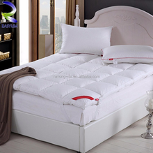 100% Cotton Luxurious Quilted Mattress Topper