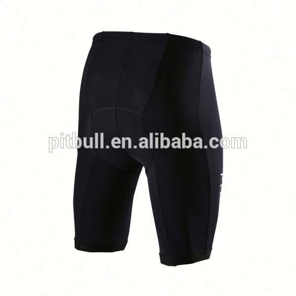Fashion 2016 wholesale custom men cycling shorts cycling clothing