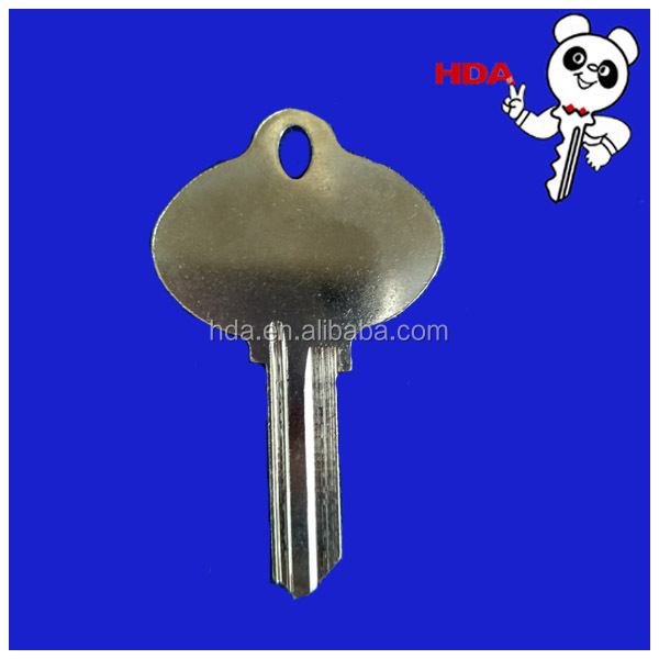 universal door key blank key lock smith tool for key cutting machine