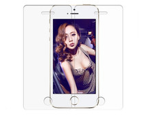 Hot selling Anti-scratch tempered glass protective film for iphone 5/5S
