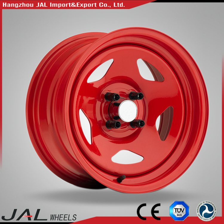 Aftermarket Wheel Manufacturers Red Sport Wheels 4x4 Off-road