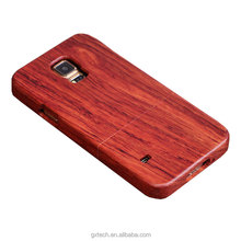 Wholesale Brand Cornmi New Detachable Wooden Cover Case for Samsung S5