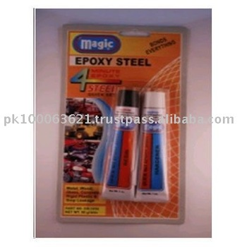 Magic 4 Minutes DS-1414 Epoxy Steel Glue