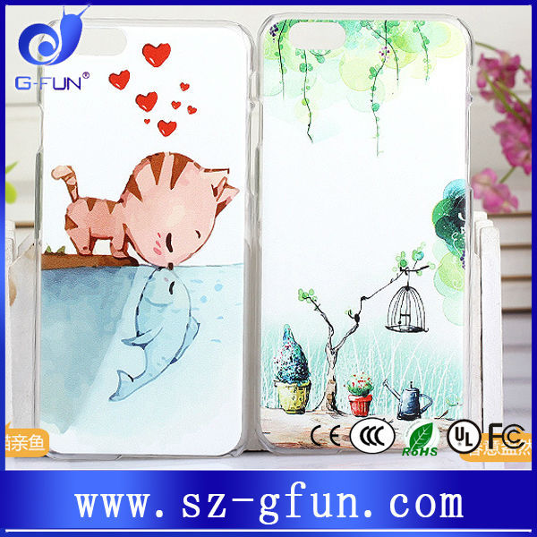 2014 Newest cell phone protective case For Iphone 6