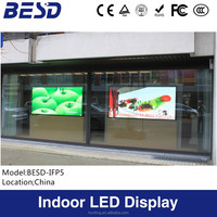 High quality hd 2 years warranty p3 p4 p5 indoor led display advertising screen