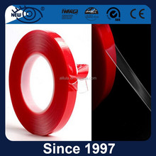 waterproof strong adhesive long lasting clear transparent 3M acrylic tape
