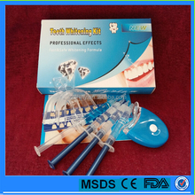 2016 Promotion Price dental bleaching kit , tooth whitening kit system