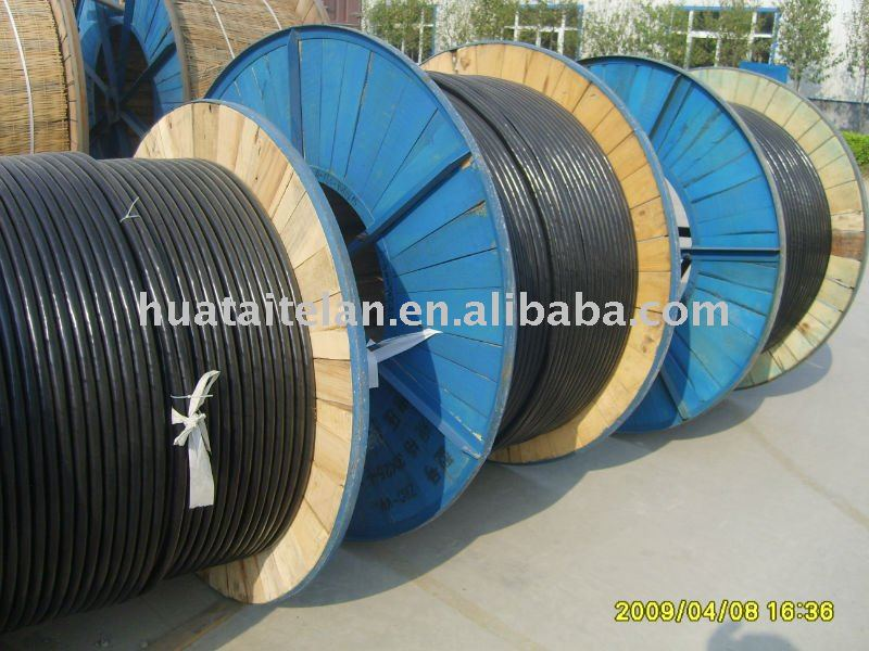 Flame resistance Medium voltage power cable