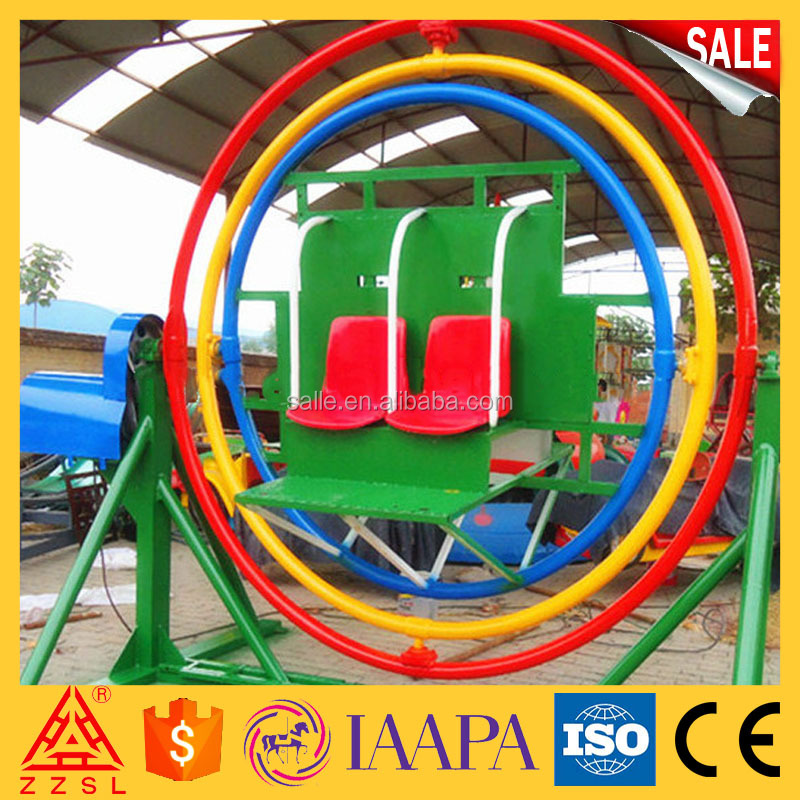Hot sale orbitron ride human gyroscope for with cheap price
