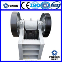ISO Certification Stone Crusher Easy to Operate Mini Jaw Crusher
