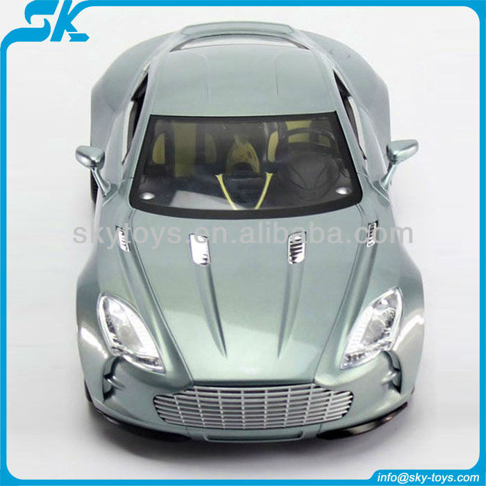 !Novelty 1:14 Scale 4 Channel Aston Martin 2044 RC Car rc simulation car rc drift car toys