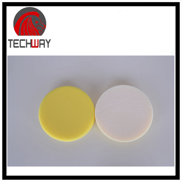 6'',7'' Auto Detailing Polishing Foam Pad/car sponge polishing pad for waxing, polishing,compounding; for final finishing