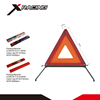 Xracing NMWTD9 PMMA+ABS+PVC High Reflective Car Warning Triangle for Car Emergency