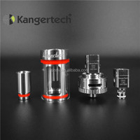 2015 Kanger subtank with BPDC Dual Coil Kanger 0.5 Sub-ohm Subtank japan electronic cigarette