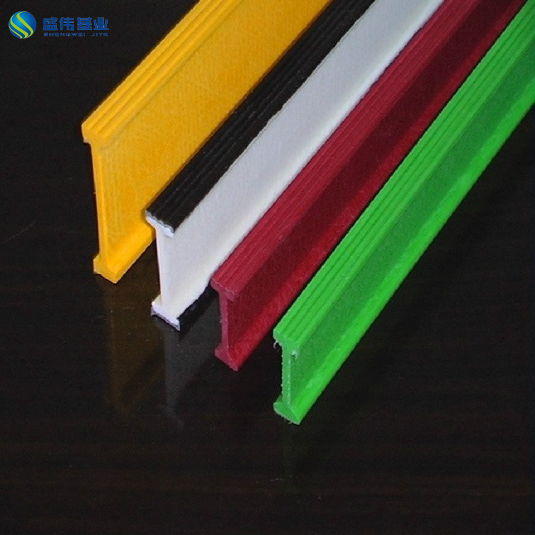 High strength FRP plastic profiles composite I structural beam 80mm