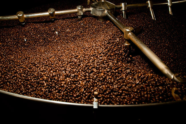 Roasted Coffee Beans - Red blend 50/50