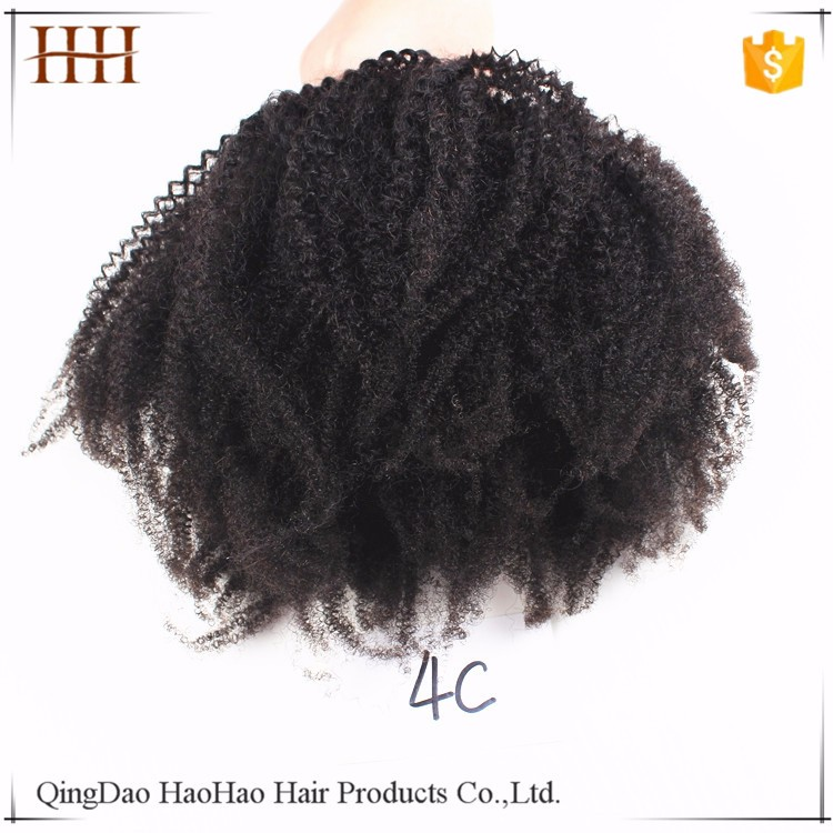 Supply highest quality single donor virgin hair latest curly hair weaves in kenya