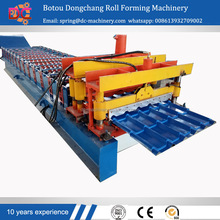 chinese mill Color steel roll forming machine for small business