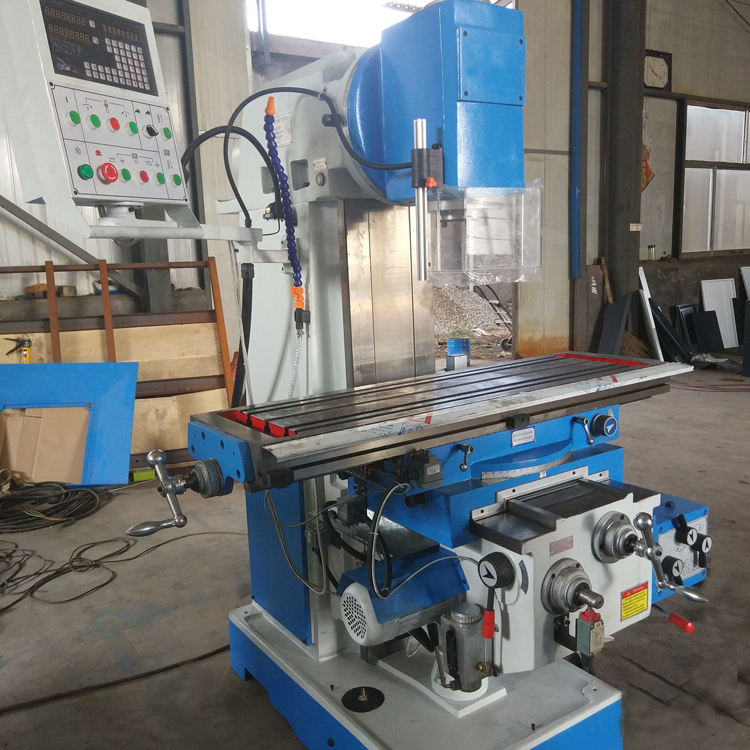 Universal Manual Heavy duty Large Vertical Knee type Milling Machine manufacturer X5036