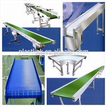 Plast Link Corn Belt Conveying Machine Wheat Belt Conveyor