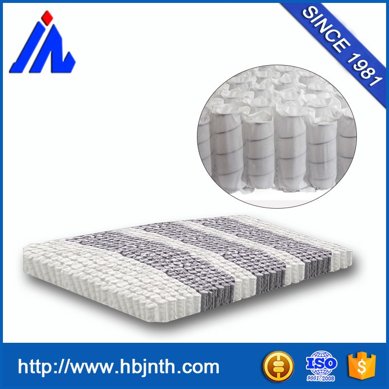 hotel compress memory foam pocket coil spring for mattress