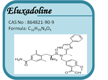 CAS No.:623950-05-0,Eluxadoline, Intermediate,4'-carbamoyl N-Boc-2',6'-dimethyl-L-phenylalanine methyl ester