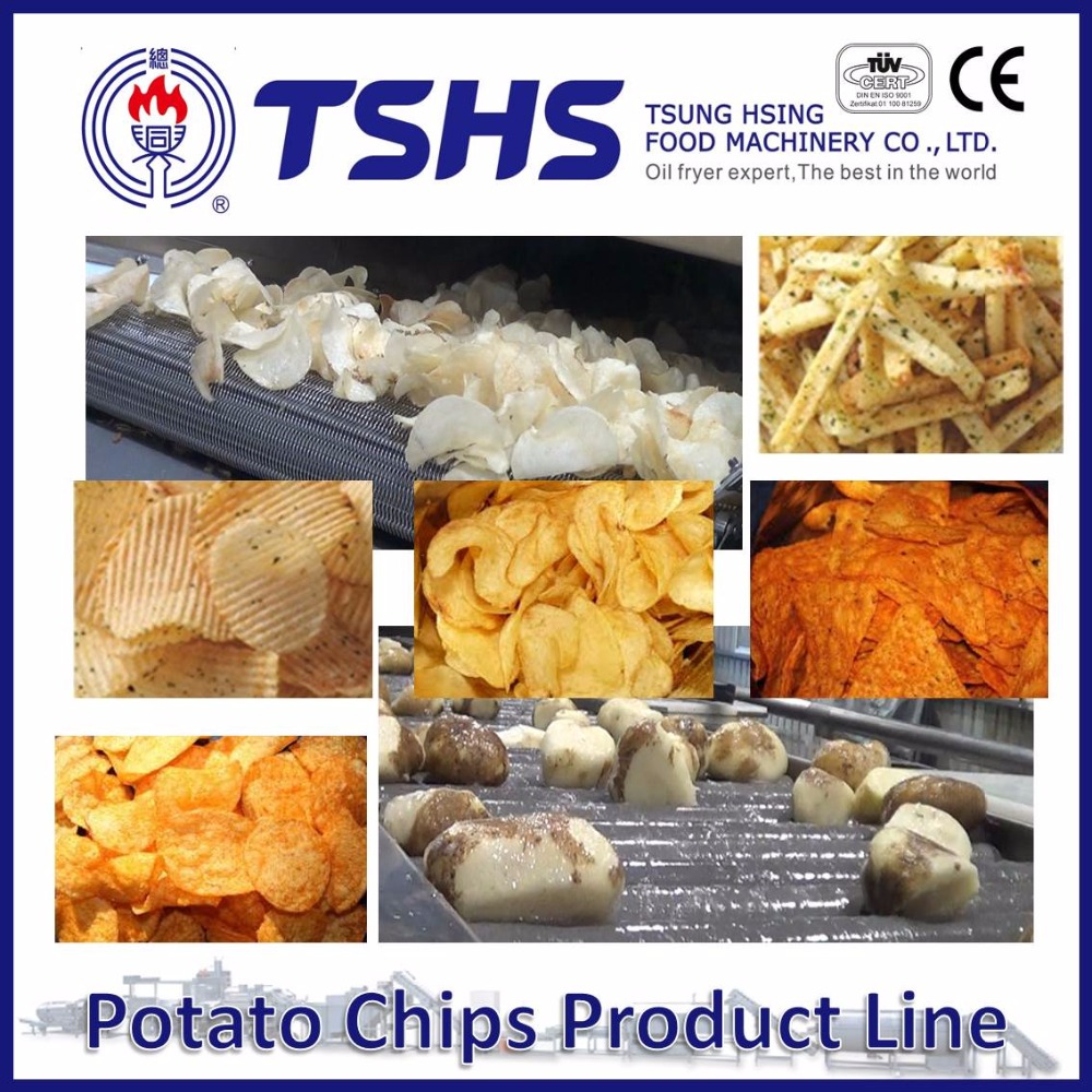 Made in Taiwan High Quality Tapioca Chips Cutter Machine