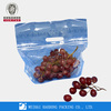 OEM Clear Reusable Food Pouch For Dry Fruits Packing