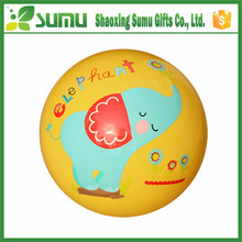 eco friendly children animal inflatable beach ball