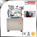 Semi Auto Soft Plastic Tube Filling And Sealing Machine For Hand Lotion Facial Cleanser Skin Milk