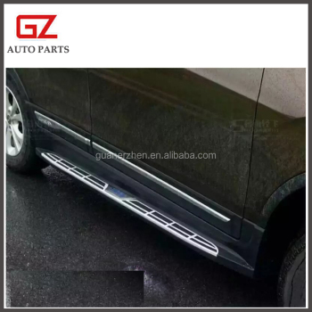 Side step running board for Chery Tiggo5
