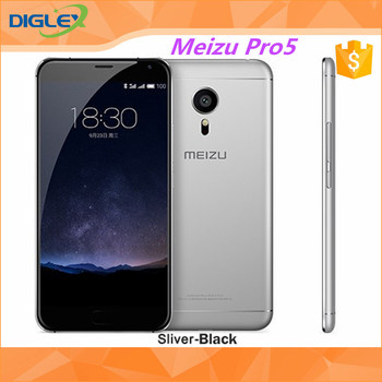 Hot sale meizu pro5 factory price 32GB Dual SIM Cards CPU Octa Core Flyme 4.5 (Base on Android 5.1),Custom smartphone