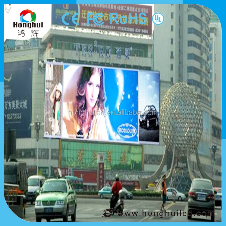 Custom size big star criket live video vivid image china hd P5 led display screen