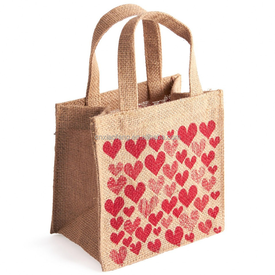 wholesale custom printed jute beach tote bag,jute shopping bag,jute bag for promotional