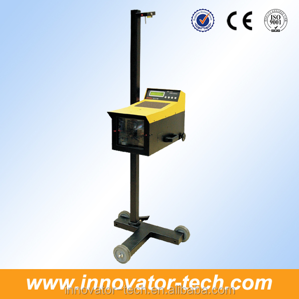 Automatic car headlight tester with CE IT581