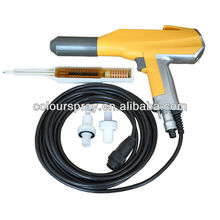 electrostatic manual powder coating gun