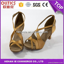 Hot-Selling Fashion High Heel Elegance salsa dance shoes for women