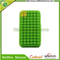 silicone protecter case for iphone 5s