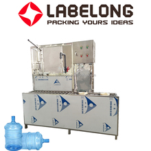 simple and powerful 3-5 gallons bottle spring water filling machine
