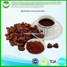 High quality natural alkalized cocoa powder