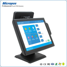 Micorpos Factory cash register pos system touch monitor pos