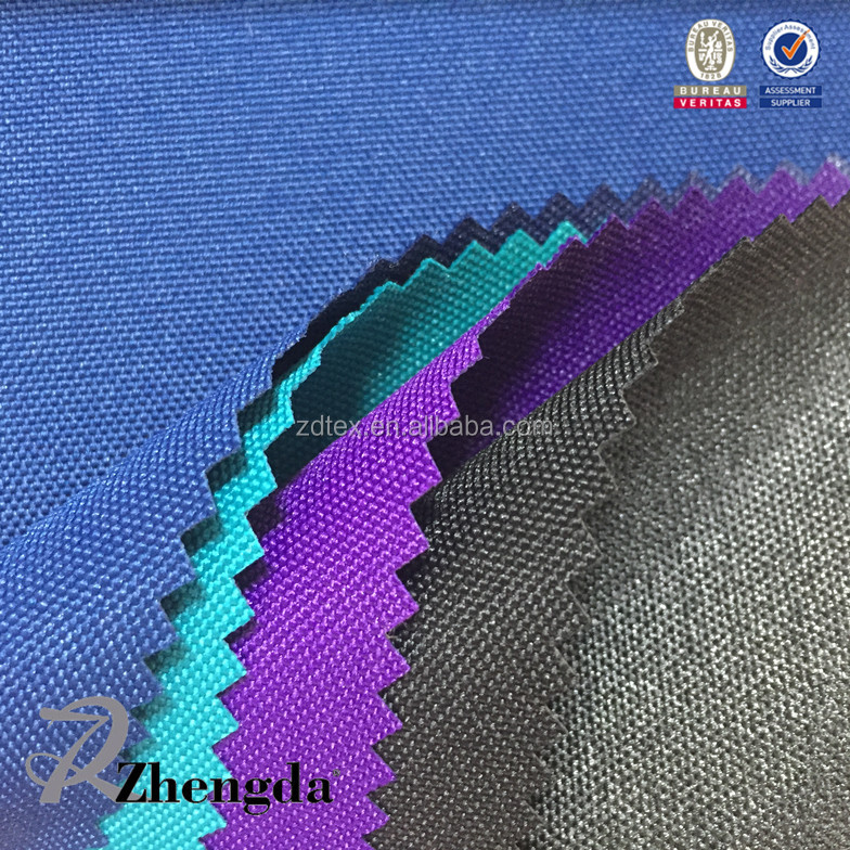 Polyester 600d Pu Stretch Waterproof Fabric Backpack Fabric <strong>Material</strong>