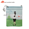 High Quality Small Gift Pouch; OEM Gift Pouch; Drawstring Golf Pouch