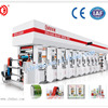 Automatic Register Multi Color Rotogravure Printing
