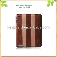 factory promotion gift wooden cover for ipad air case